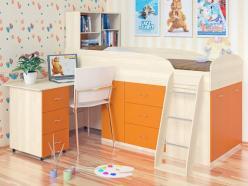 Детская ДЮЙМОВОЧКА-1 (Формула мебели)