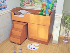 Детская ДЮЙМОВОЧКА-2 (Формула мебели)