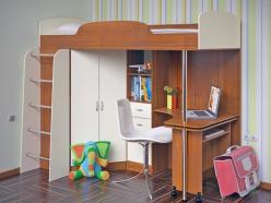 Детская ТЕРЕМОК-1 (Формула мебели)