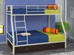 Двухъярусная кровать Гранада-1Я (Формула мебели)