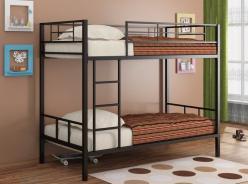 Двухъярусная кровать Севилья-2 (Формула мебели)