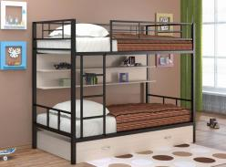 Двухъярусная кровать Севилья-2 ПЯ (Формула мебели)