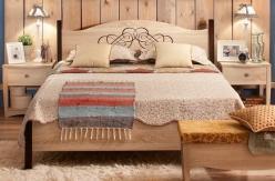 ADELE3 Кровать 140*200  (Глазов-мебель)