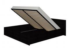 ЭКО 1.2 Кровать 180*200 см с подъемным механизмом, без матраса (Глазов-мебель)