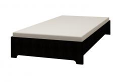 ЭКО 3. Кровать 140*200 см, без основания, без матраса (Глазов-мебель)