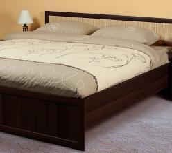 Кровать 1 «Милана» с орт. основанием 160 х 200 см (Глазов-мебель)