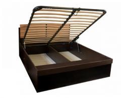 """Кровать 3 140*200 см с основанием и под.механизмом """"Hyper"""" (Глазов-мебель)"""