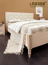 Монпелье - Кровать 2 (1600х2000) (Глазов-мебель)