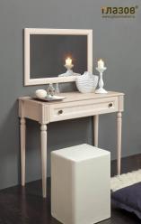 Монпелье - Стол туалетный 1 (без зеркала) (Глазов-мебель)