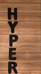 """Панель 1 """"Hyper"""" (Глазов-мебель)"""