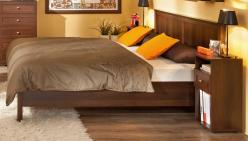 Sherlock 43 Кровать 140  (Глазов-мебель)
