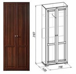 Sherlock (Шерлок) - Шкаф для одежды 11 (Глазов-мебель)