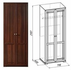 Sherlock (Шерлок) - Шкаф для одежды 12 (Глазов-мебель)