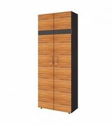 Шкаф для одежды 2 (палисандр) Hyper (Глазов-мебель)