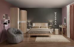 Спальный гарнитур WYSPAA (Глазов-мебель)