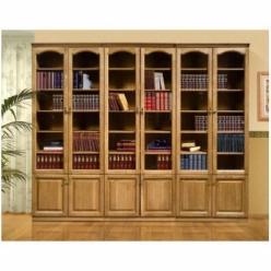 Шкаф для книг ГМ 2311-02 Вариант 03 (левый) (ГомельДрев)