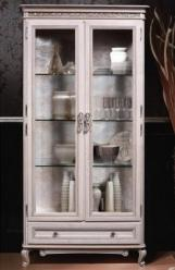 Шкаф витрина ГМ 5152 Фальконе (ГомельДрев)