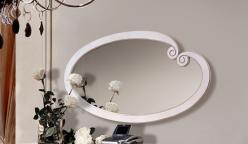 Зеркало овальное ГМ 5191 Фальконе (ГомельДрев)