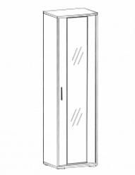 ИД 10.01 Мерси Шкаф для одежды (Интеди)