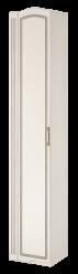 17 Шкаф-пенал левый «Виктория» (Ижмебель)
