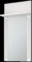 31 Зеркало настенное «Виктория» (Ижмебель)