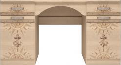 6 «Квест» Стол письменный (Ижмебель)