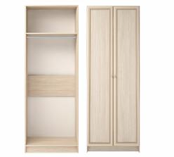 Брайтон Шкаф для одежды 2-х дверный 01 (Ижмебель)