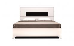 Кровать двойная на 1600мм с подъемным механизмом «Танго» 05 (Ижмебель)