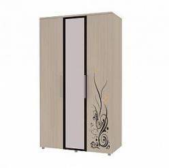 """Модуль 6 Шкаф для одежды с зеркалом """"Марианна"""" (Ижмебель)"""