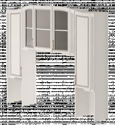 Секция комбинированная «Виктория» 15 (Ижмебель)