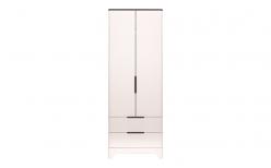 Шкаф для одежды с ящиками 2-х дверный (без зеркал) «Танго» 09 (Ижмебель)