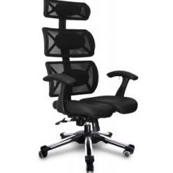 Кресло руководителя Scorpio двойное сидение (ХараТек)