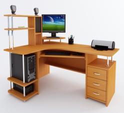 Компьютерный стол С 224 (Компасс)