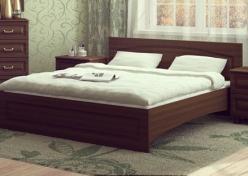 ЭМ-14 кровать двуспальная (Компасс)