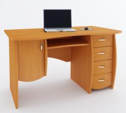 Письменный стол С 109 (Компасс)