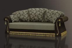 """Диван-кровать """"Благо-2"""" 28107 (Мебель Благо)"""