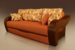 """Диван-кровать """"Благо-4"""" 28121 (Мебель Благо)"""