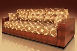 """Диван-кровать """"Благо-5"""" категория 2 (Мебель Благо)"""