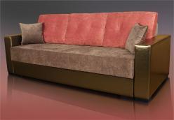 """Диван-кровать """"Благо-5"""" 28122 (Мебель Благо)"""