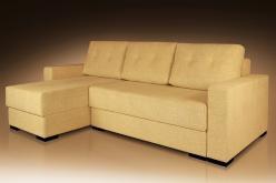 """Диван-кровать """"Благо-5"""" угловой 28131 (Мебель Благо)"""