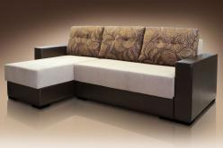 """Диван-кровать """"Благо-5"""" угловой 28132 (Мебель Благо)"""