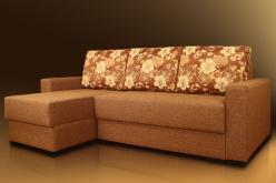 """Диван-кровать """"Благо-5"""" угловой 28137 (Мебель Благо)"""