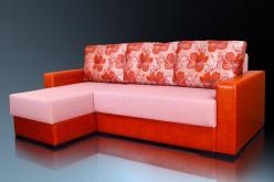 """Диван-кровать """"Благо-5"""" угловой 28135 (Мебель Благо)"""