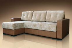 """Диван-кровать """"Благо-5"""" угловой 28038 (Мебель Благо)"""