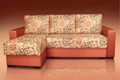 """Диван-кровать """"Благо-5"""" угловой 28133 (Мебель Благо)"""