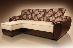 """Диван-кровать """"Благо-6"""" угловой 28040 (Мебель Благо)"""