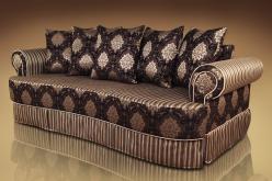 """Диван-кровать """"Благо-9"""" (Мебель Благо)"""