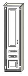 Колонка №2 с 2-я пилястрами (белье) (Мебель-Холдинг)