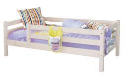 Кровать «Соня» с задней защитой по периметру. Вариант 3 (Мебельград)