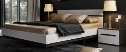 Кровать «Виго» 1400*2000 мм с ортопед. основанием, без матраса (Мебельград)